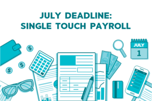 What is single touch payroll? ashokparekh